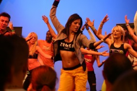 ZUMBA MARATON & MASTERCLASS w/ Marta Formoso Iglesias & The Hungarian Star Instructors